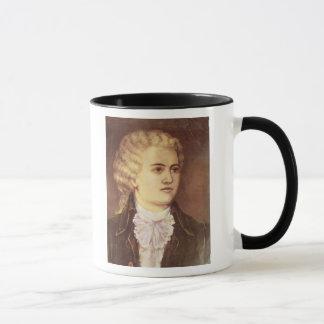 Mug Wolfgang Amadeus Mozart pendant son séjour