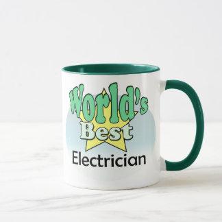 Mug World's meilleur Electrician