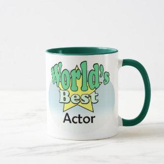 Mug World's meilleur l'acteur