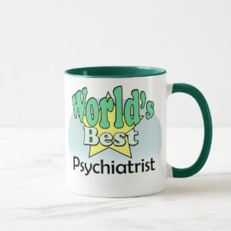 Mug World's meilleur Psychiatrist