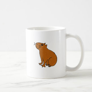 Mug XX art de Capybara