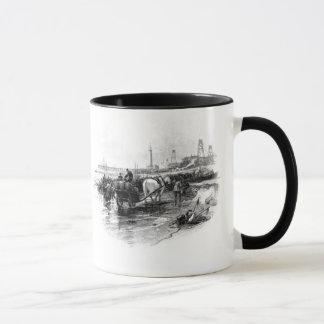 Mug Yarmouth vintage Norfolk Angleterre