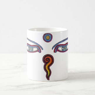 Mug Yeux de Bouddha