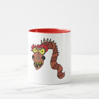 Mug Yeux de serpent