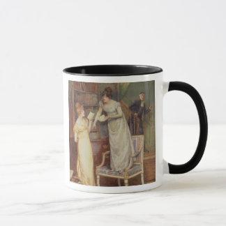 Mug Yeux de soulèvement, 1901 (la semaine intensifié