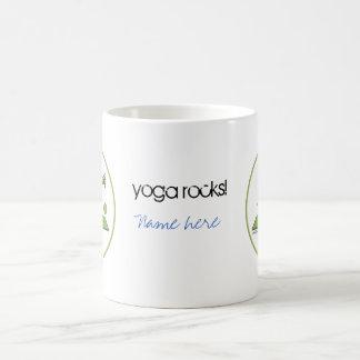 Mug Yoga - demi-lune