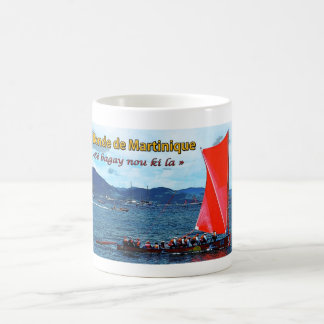 Mug : Yole Ronde de Martinique