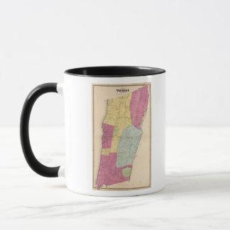 Mug Yonkers, ville