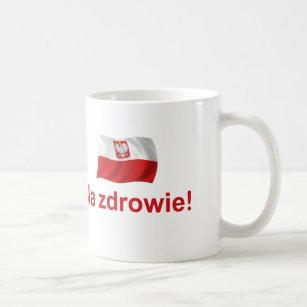 Mug Zdrowie polonais de Na