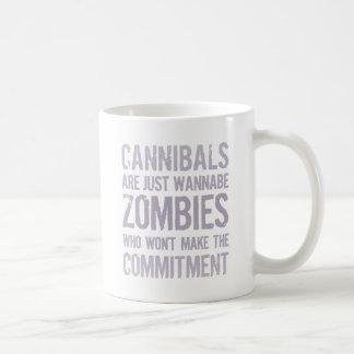 Mug Zombis d'aspirant de cannibales