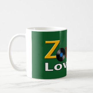Mug : ZOUK  LOVEUSE