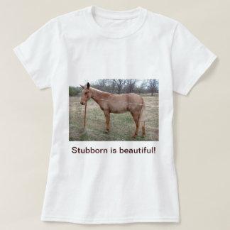 Mule magnifique ! T-shirt de dames