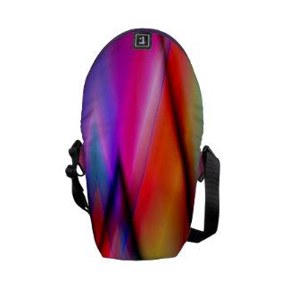 Multicolore de motif de zigzag créé par Tutti Sacoche