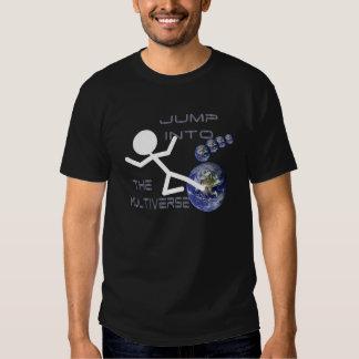 Multiverse - chemise t-shirts