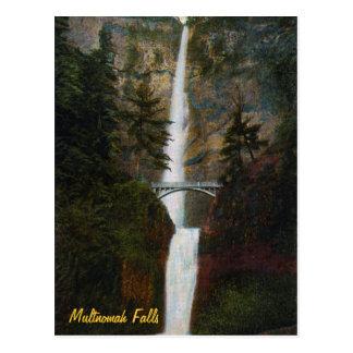 Multnomah tombe carte postale