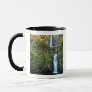 Multnomah tombe en automne en gorge de Colombie Mug
