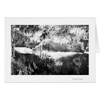 Multnomah tombe rivière de PhotographColumbia, OU Carte De Vœux
