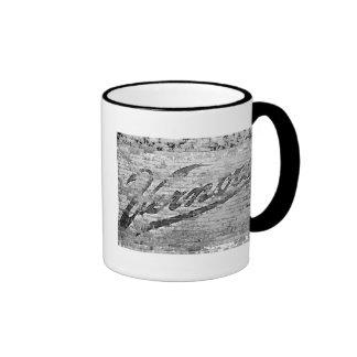 Mur Ann Arbor, Michigan de Vernors Mug Ringer