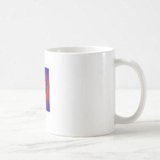 Mur de bleu de Serie Tasses À Café