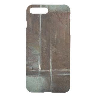 Mur de briques rouge et gris coque iPhone 8 plus/7 plus