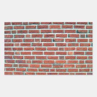 mur de briques autocollants stickers mur de briques. Black Bedroom Furniture Sets. Home Design Ideas