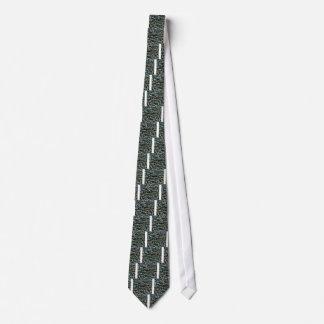 mur en pierre brut cravate