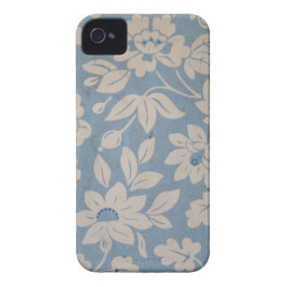 Mur floral coque iPhone 4