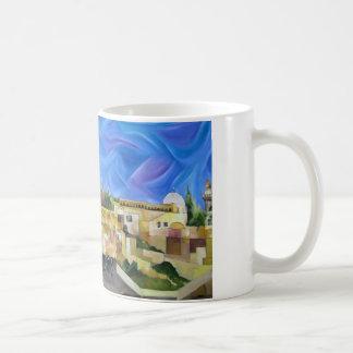 Mur occidental mug