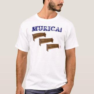 MURICA ! BANC DE BANC DE BANC ! T-SHIRT