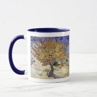 Mûrier de Vincent van Gogh  , 1889 Mug