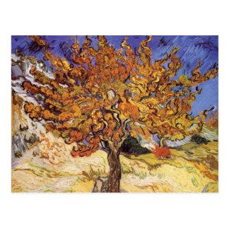 Mûrier par Vincent van Gogh Carte Postale