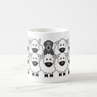 Murphy chez les moutons mug