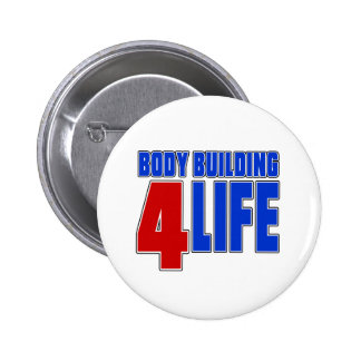 MUSCULATION 4 LIEE BADGE ROND 5 CM