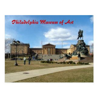 Musée d'Art de Philadelphie Cartes Postales