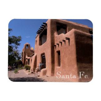 Musée d'Art de Santa Fe Nouveau Mexique Magnets