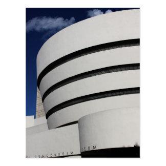 Musée de Guggenheim à New York City Cartes Postales