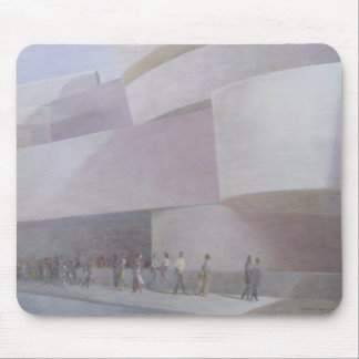 Musée de Guggenheim New York 2004 Tapis De Souris