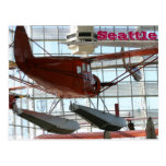 Musée de vol - Seattle Carte Postale