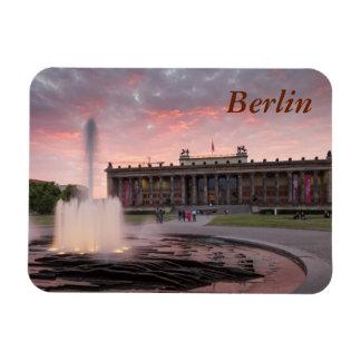 Musée et Lustgarten d'Altes à Berlin Magnet Flexible
