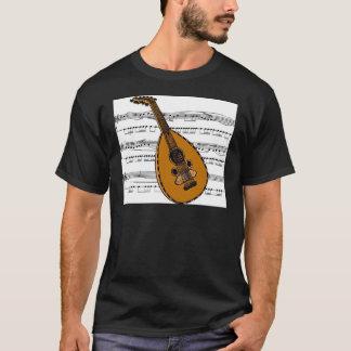 Musical 15 B de mandoline T-shirt