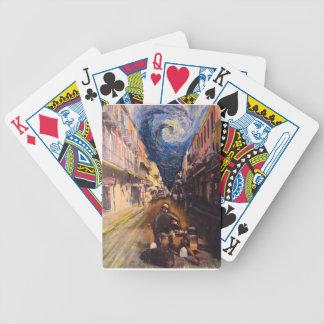 Musicien 2006 de la Nouvelle-Orléans Jeu De Poker