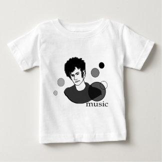musicien t-shirt pour bébé