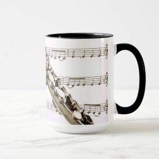 Musicien - tasse