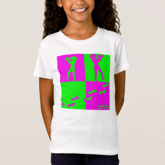"MusicToon :  Un T-shirt ""plus fort"""