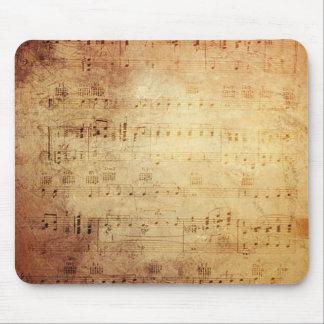 Musique antique tapis de souris