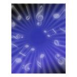 Musique bleue prospectus