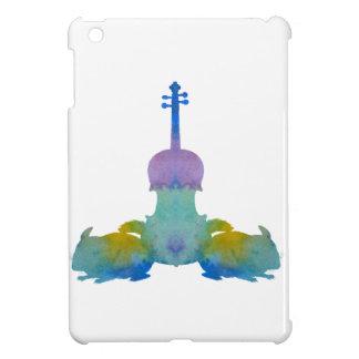musique d'alto d'art de cinchilla coques pour iPad mini