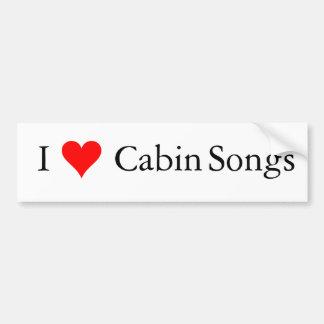 Musique de Bluegrass : Chansons du cabine I (de Autocollant De Voiture
