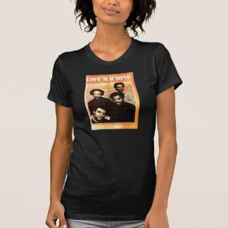 Musique de feuille de machine d'amour T T-shirt