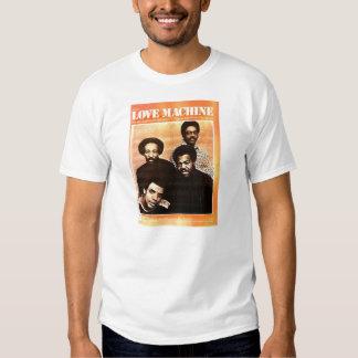 Musique de feuille de machine d'amour T T-shirts
